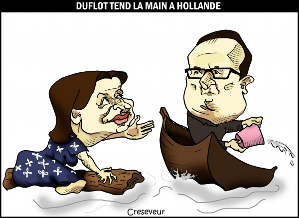 Duflot propose une coalition de transformation à Hollande.JPG