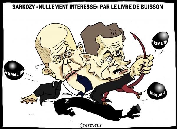 Sarkozy nullement intéressé par le livre de Buisson.jpg