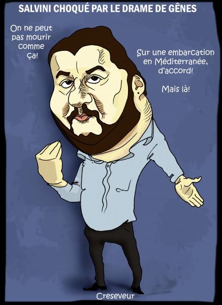 Salvini réagit à la chute du viaduc de Gênes.jpg