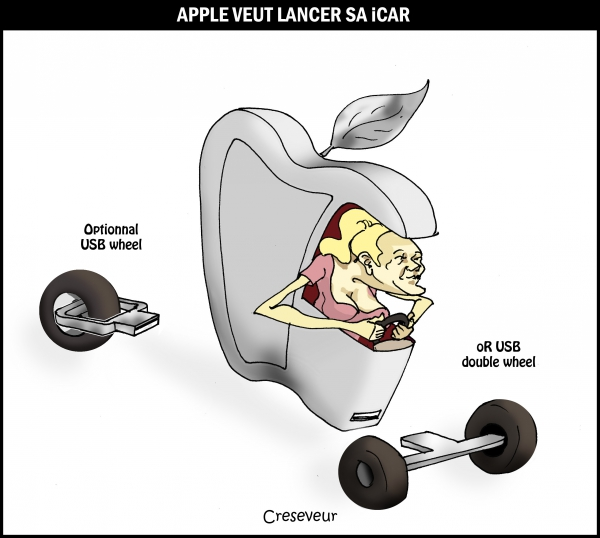 Apple veut lancer sa voiture.JPG