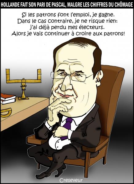 Hollande et le pari de Pascal.jpg