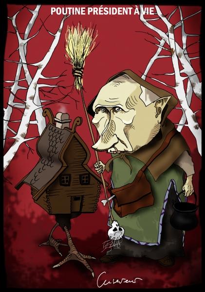 Poutine et la Russie éternelle.JPG