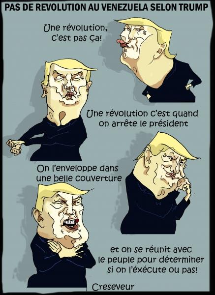 Trump et la révolution vénézuelienne.JPG