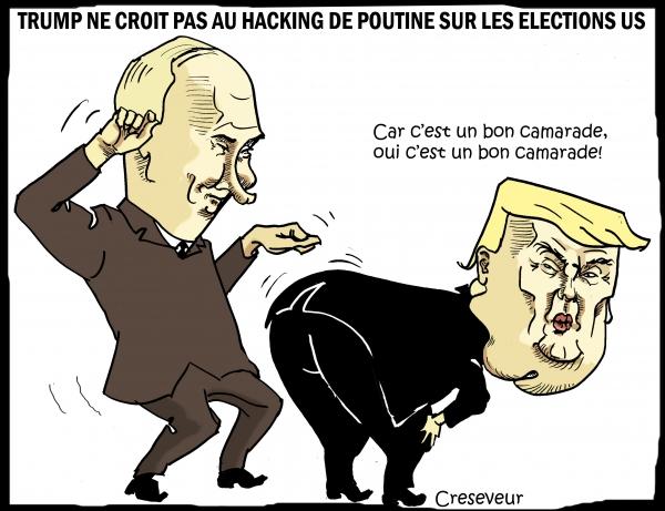 Poutine pas un danger pour Trump.JPG