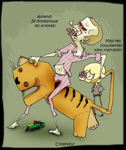 Macron enfourche le tigre.JPG
