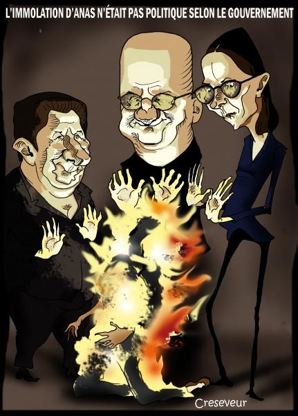 L'immolation d'Anas n'était pas un geste politique.JPG
