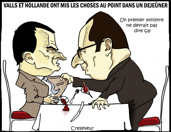 Hollande remet Valls en place.jpg