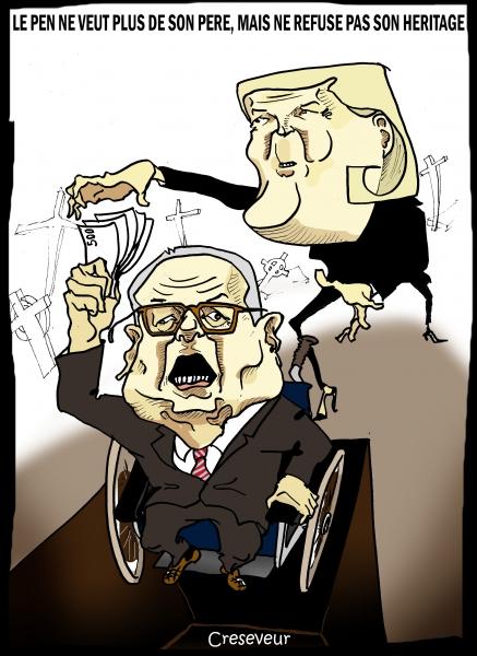 Le Pen prend le pognon de papa.JPG