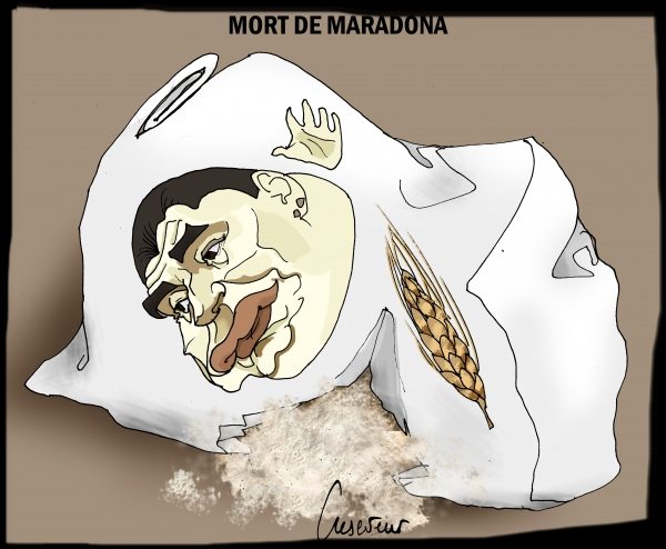 Mort de Maradona.JPG