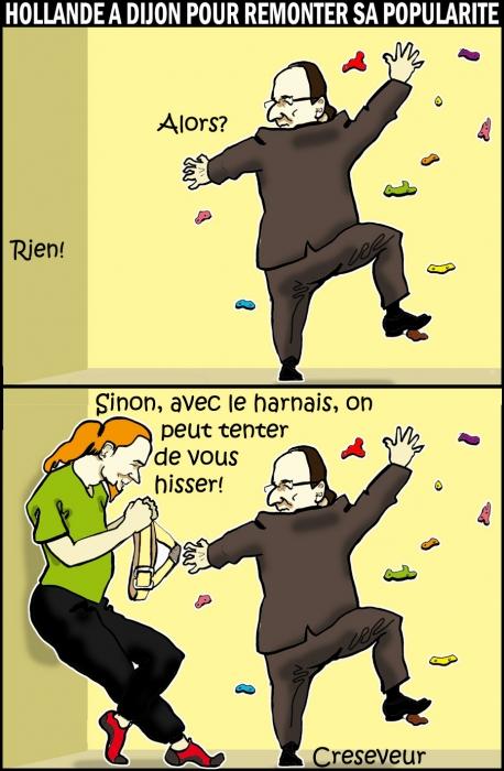 Hollande à Dijon .JPG
