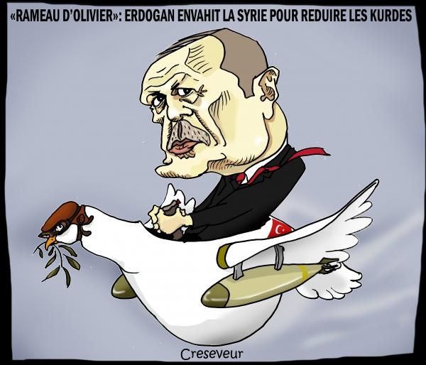 Erdogan attaque les kurdes en Syrie.JPG