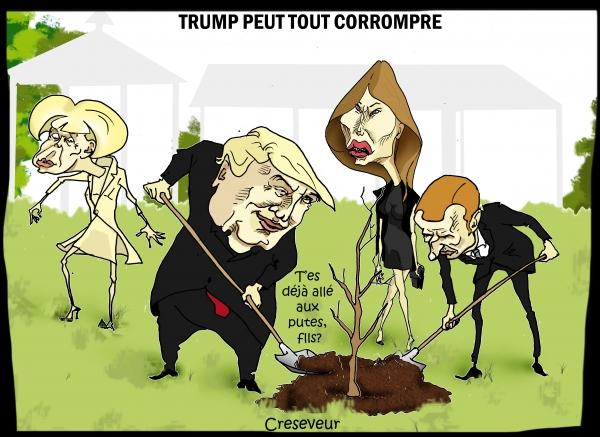 Trump pervertit Macron.JPG