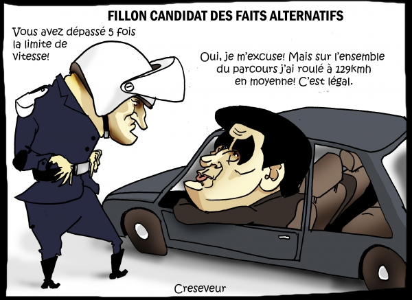 Fillon et la vérité alternative.JPG