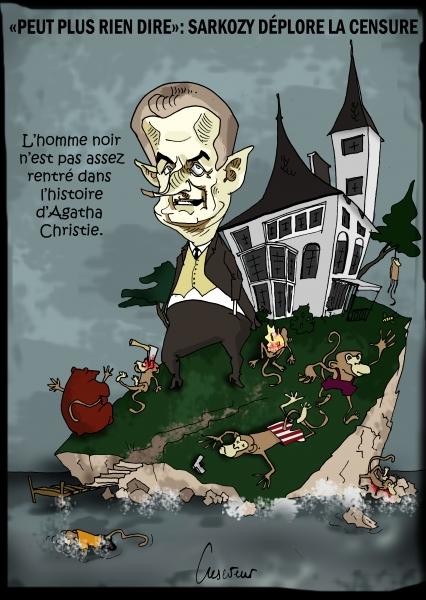 Sarkozy et les 10 petits singes.JPG