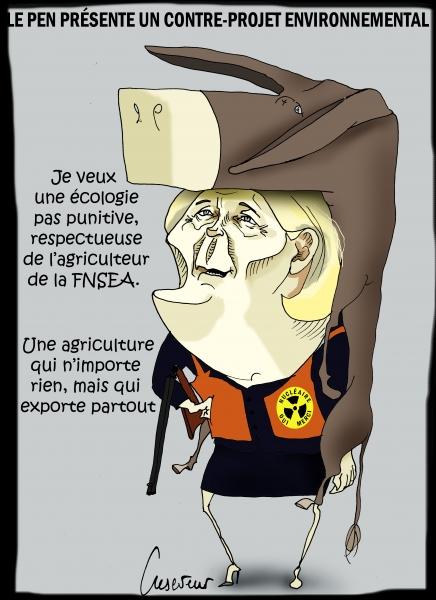 Le Pen présente son projet environnemental.JPG