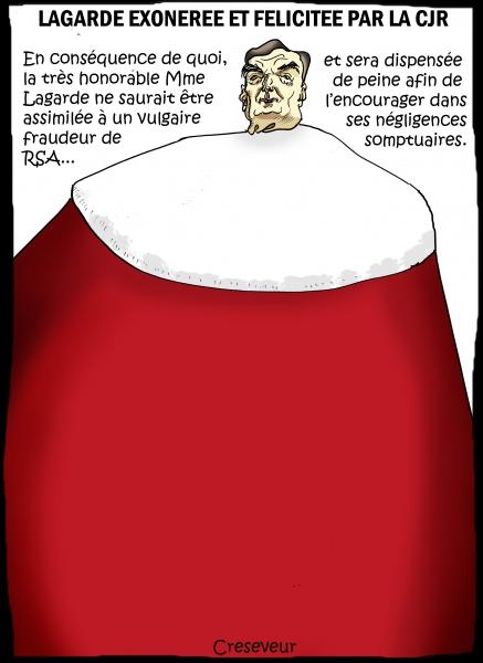Lagarde exonérée par la CJR.jpg
