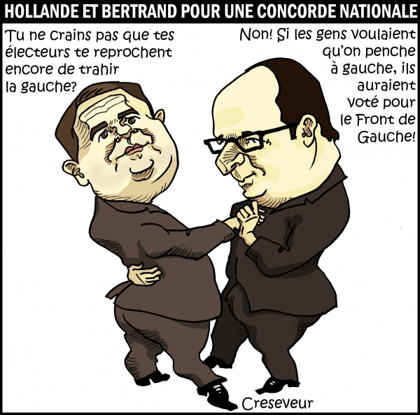 Hollande fraternise avec Bertrand.jpg