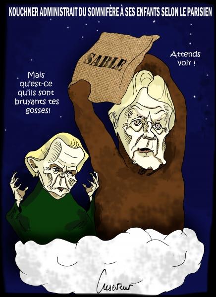 L'heure du conte au somnifère chez Kouchner.JPG