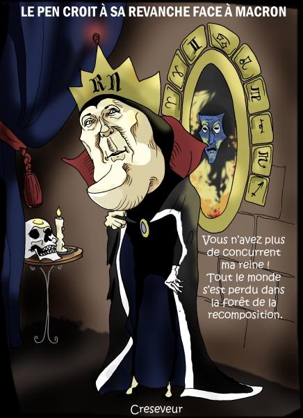 Le Pen voit un duel chimiquement pur pour 2022.JPG