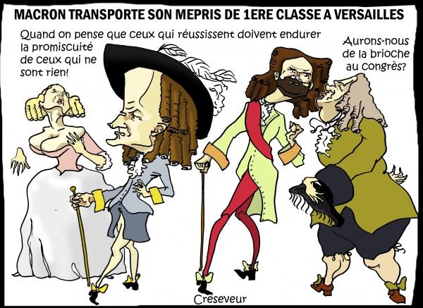 Macron, mépris de 1ere classe.JPG