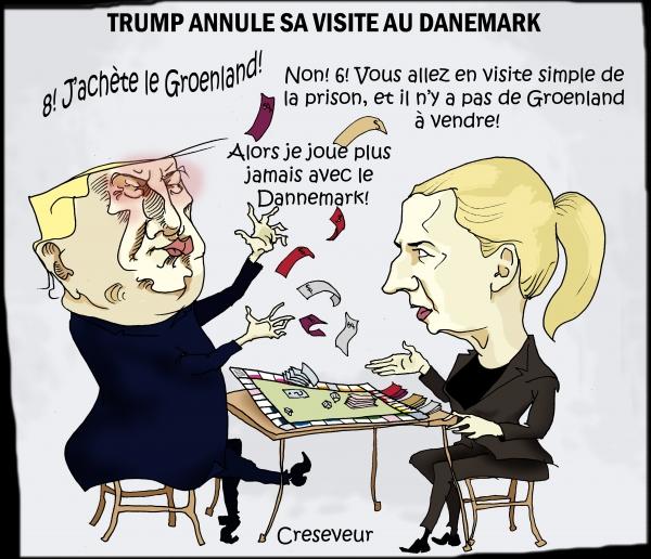 Trump annule un voyage au Dannemark.JPG