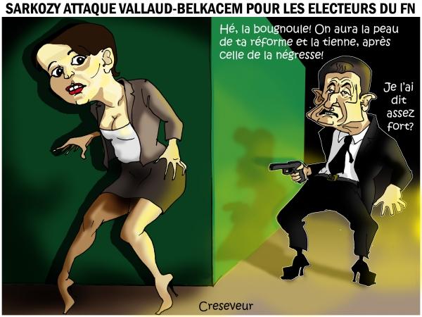 Sarkozy attaque la réforme de NVB.JPG