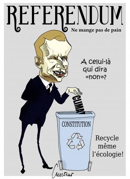 Macron recycle l'écologie.jpg
