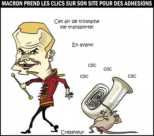Macron et le triomphe des clics.jpg