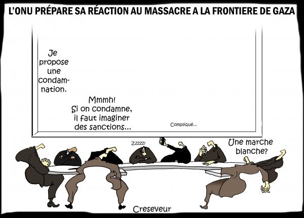 Réaction de l'ONU au massacre de Gaza.jpg