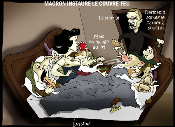 Macron instaure le couvre-feu.JPG