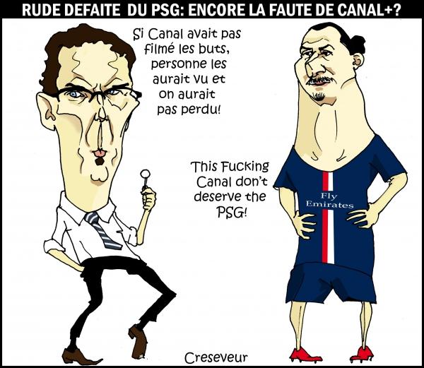 Le PSG perd à cause de Canal.JPG