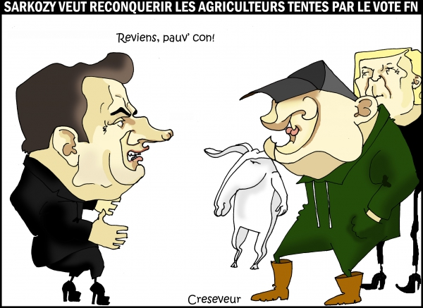 Sarkozy veut ramener les agriculteurs à droite.jpg