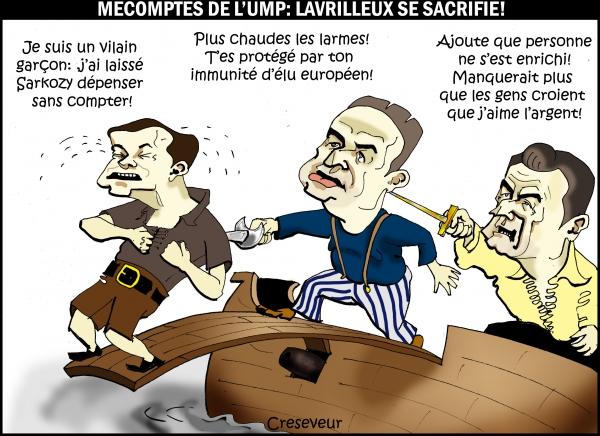 Mécomptes de campagne à l'UMP  .JPG