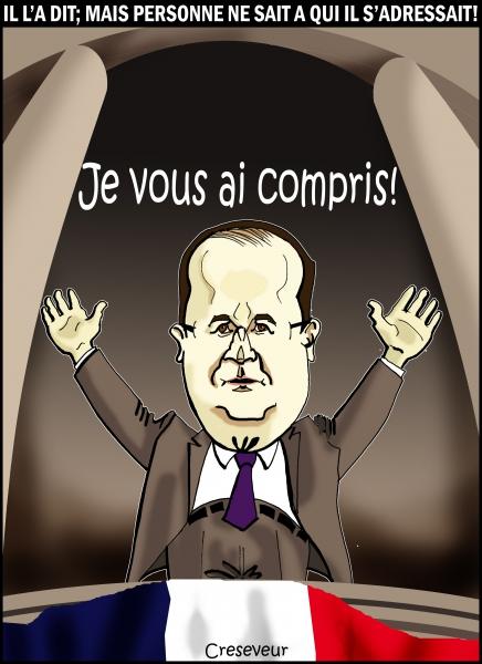 Hollande nous a pas compris .JPG