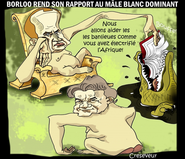 Macron mâle dominant reçoit le rapport Borloo.JPG