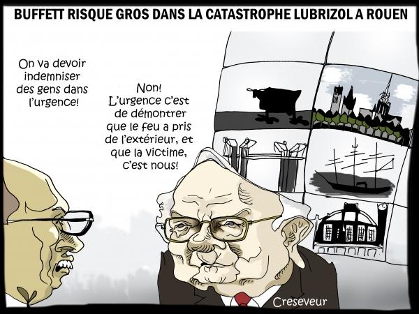 Buffett réagit à la catastrophe Lubrizol de Rouen copie.jpg