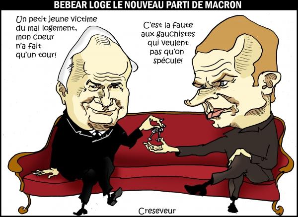 Macron loge son parti à l'Institut Montaigne.JPG