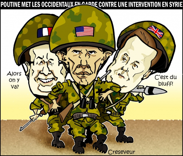 Hollande and Blair got their gun.JPG