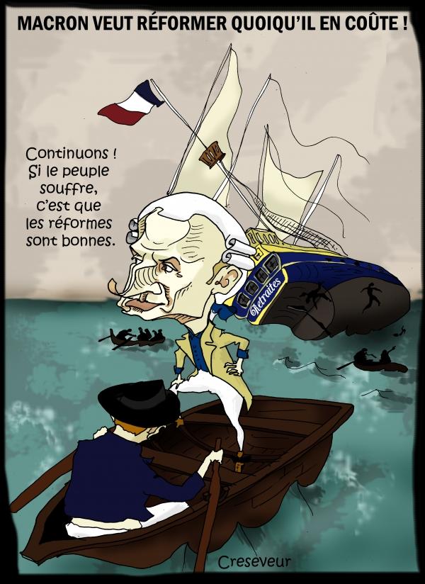 Macron veut réformer à tout prix.JPG