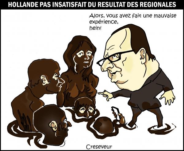 Hollande satisfait des régionales.JPG