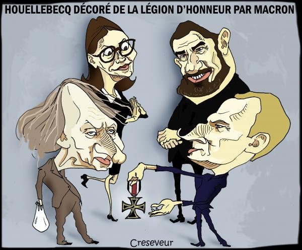 Houellebecq reçoit la légion d'honneur de Macron.jpg