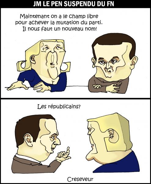 Le Pen viré du FN.JPG