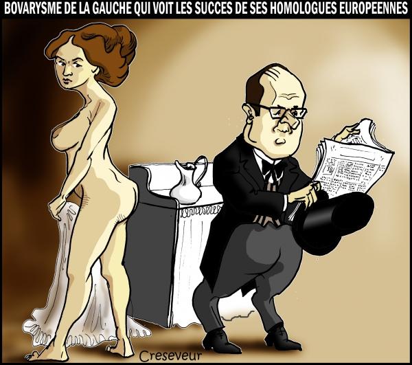 Bovarysme de la gauche française.JPG