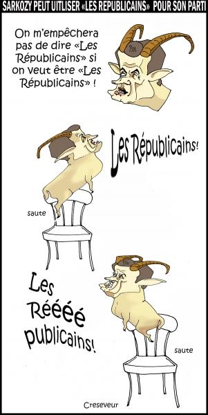 Sarkozy peut-être les républicains.JPG