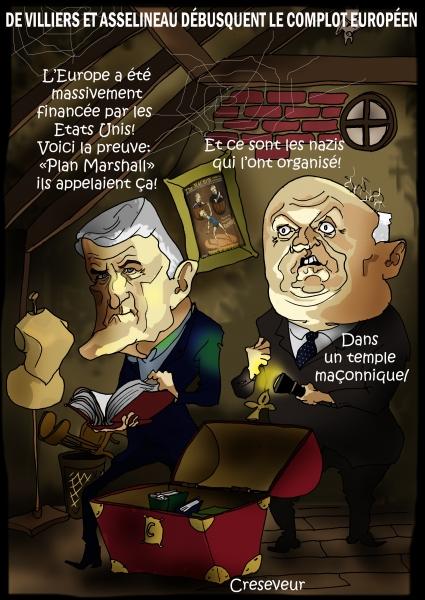 De Villiers et Asselineau pensent que l'UE est un complot.jpg