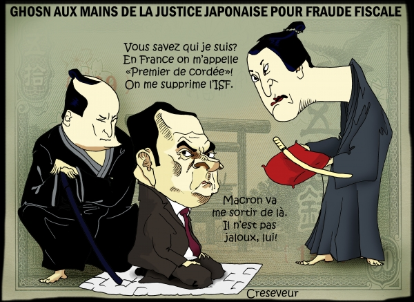 Carlos Ghosn arrêté au Japon 2.JPG