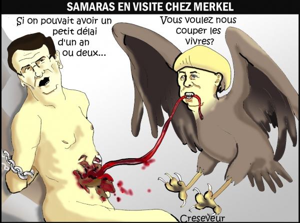 Samaras veut un assouplissement.jpg