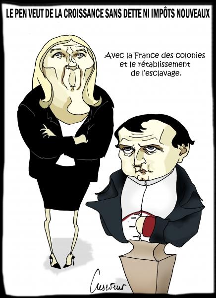 Le Pen et Napoléon.JPG