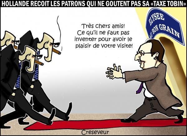 Hollande taxe les grands patrons.JPG