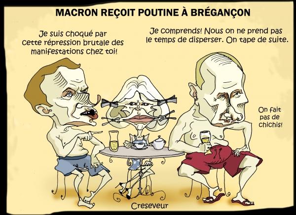 Macron reçoit Poutine à Brégançon.JPG